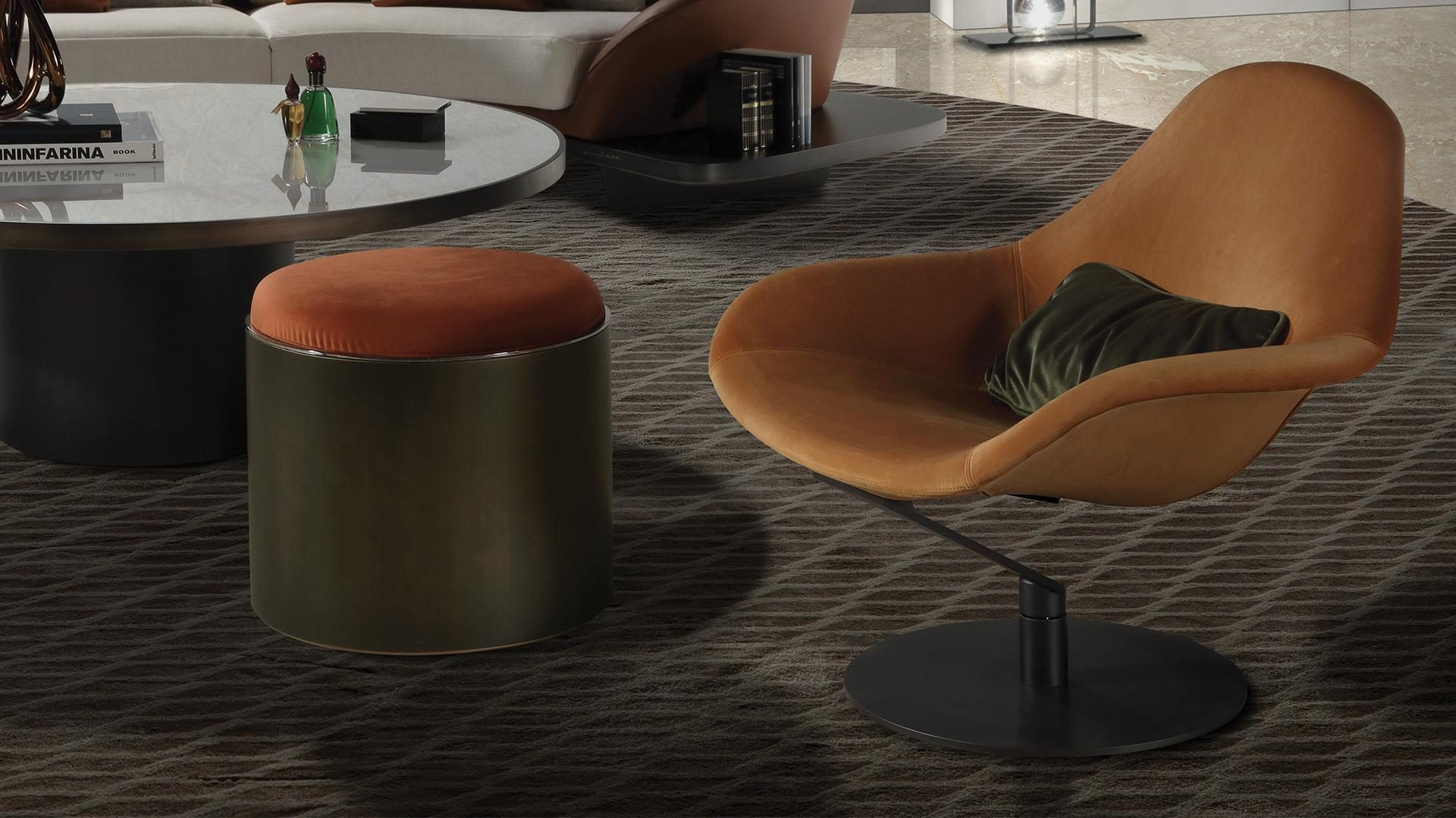 Zenith Occasional Chair