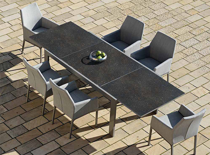 Outdoor – Beach Luxe 10 Seat Dining Suite
