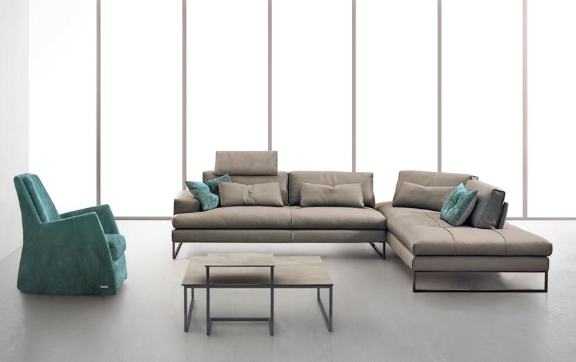 Sunset Modular Lounge [LEATHER] – NEW!