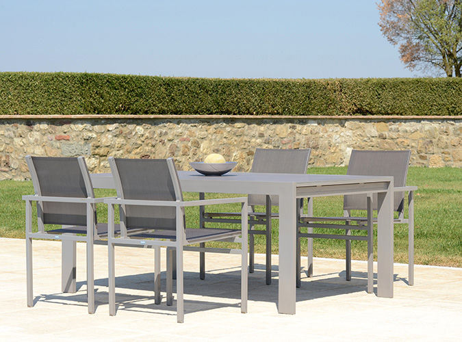 Outdoor – Beach Luxe 8 Seat Dining Suite