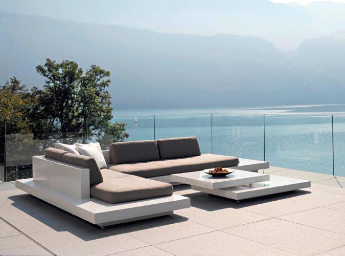 Outdoor – Platform midi Lounge