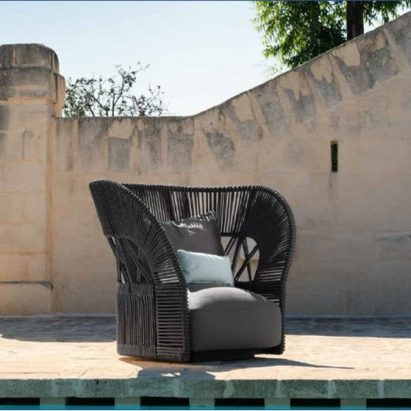 Cliff Lounge Armchair