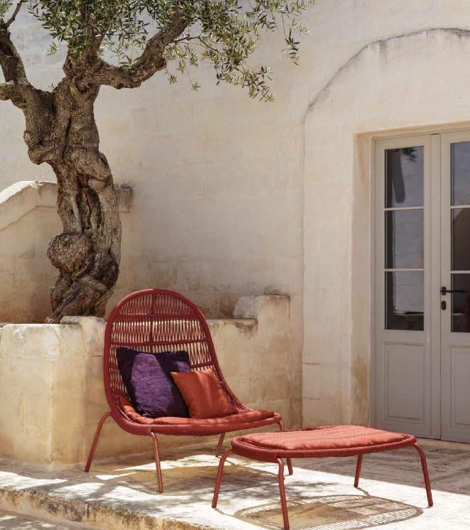 Panama Lounge Armchair