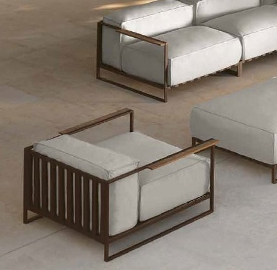 Casilda Living Armchair