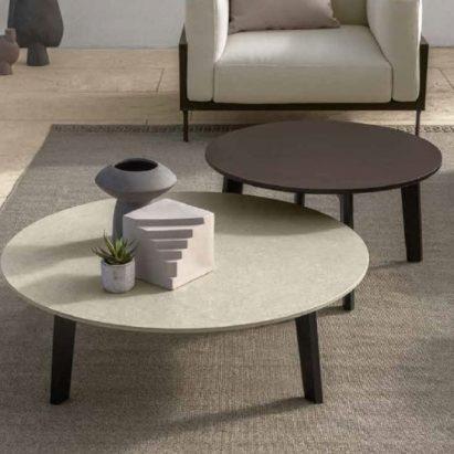 Cleo Wood Coffee Table