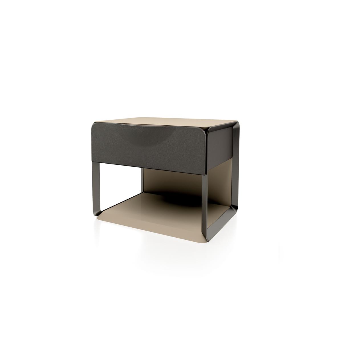 Milan Bedside Table