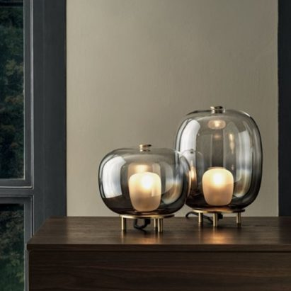 BLOWN TABLE LAMP