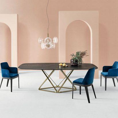 Deltaro Dining Table